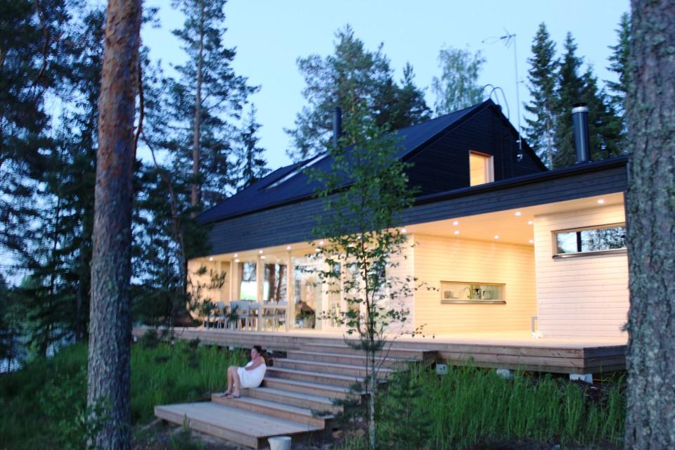 Finnland, Sauna