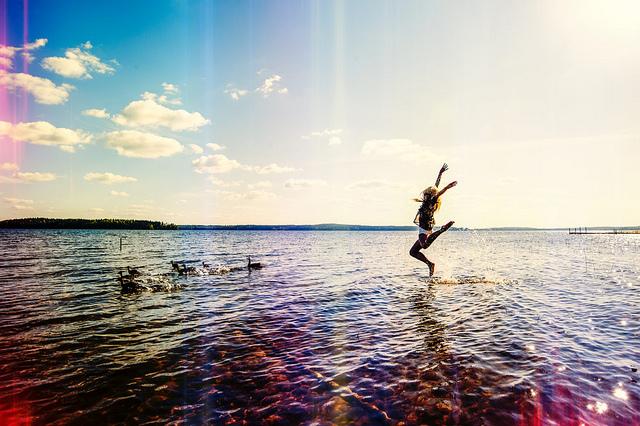 Lieblingsfleck Sauna: Visit Finland - Lakeland