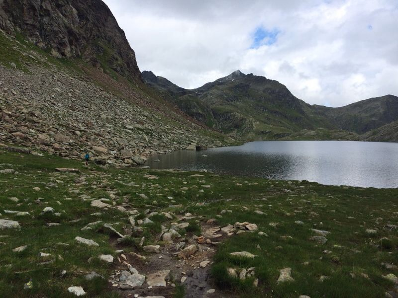 Spronser Seen, Meran, Südtirol