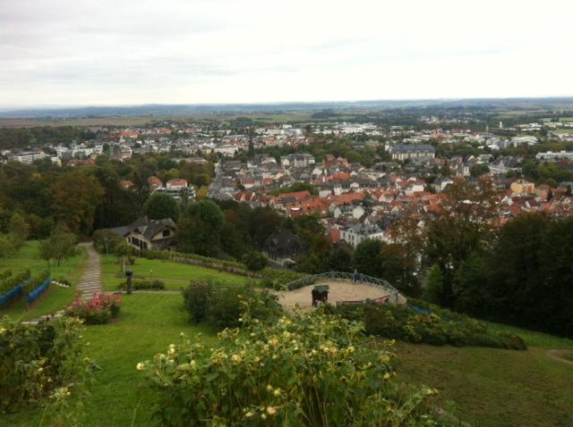 Blick Bad Nauheim