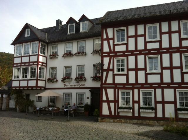 Bartmann's Haus mit Fachwerk