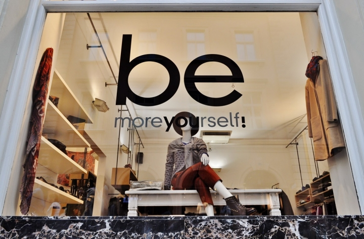Be more yourself, Meran