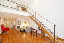 160 Quadratmeter-Wohnung im Herzen des El Poblenou in Barcelona