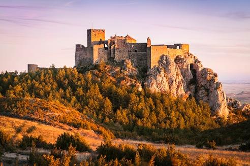 Aragón, Burg von Loarre