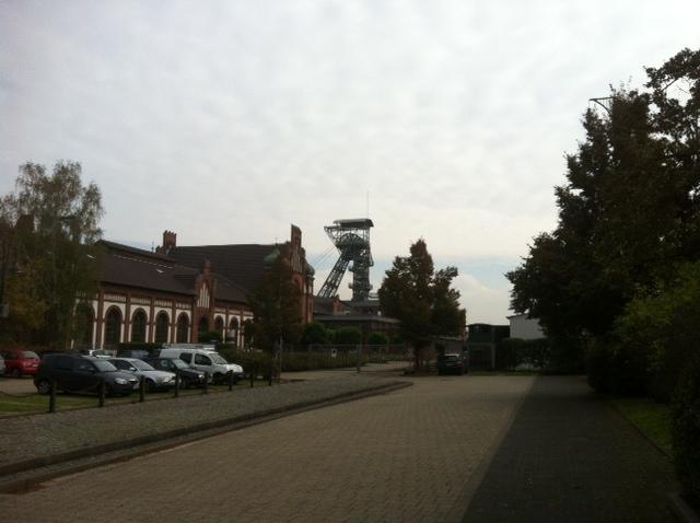 Zeche Zollern in Dortmunds Westen