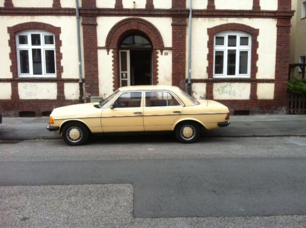 Mercedes, Dortmund-Marten