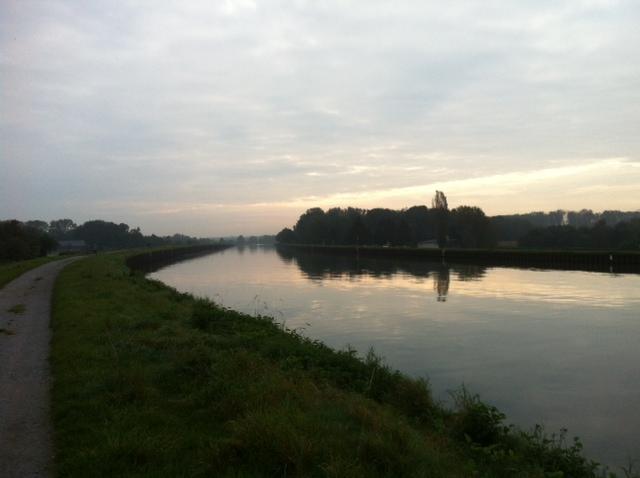 Dortmund-Ems-Kanal bei Waltrop
