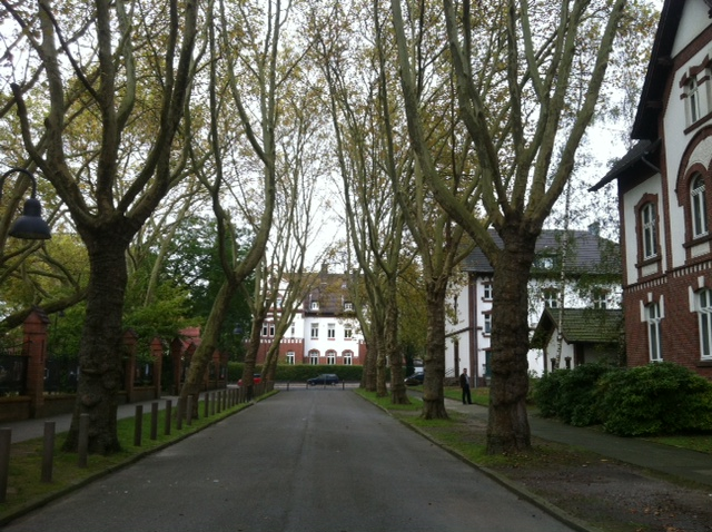 Einfahrt Zeche Zollern in Dortmunds Westen