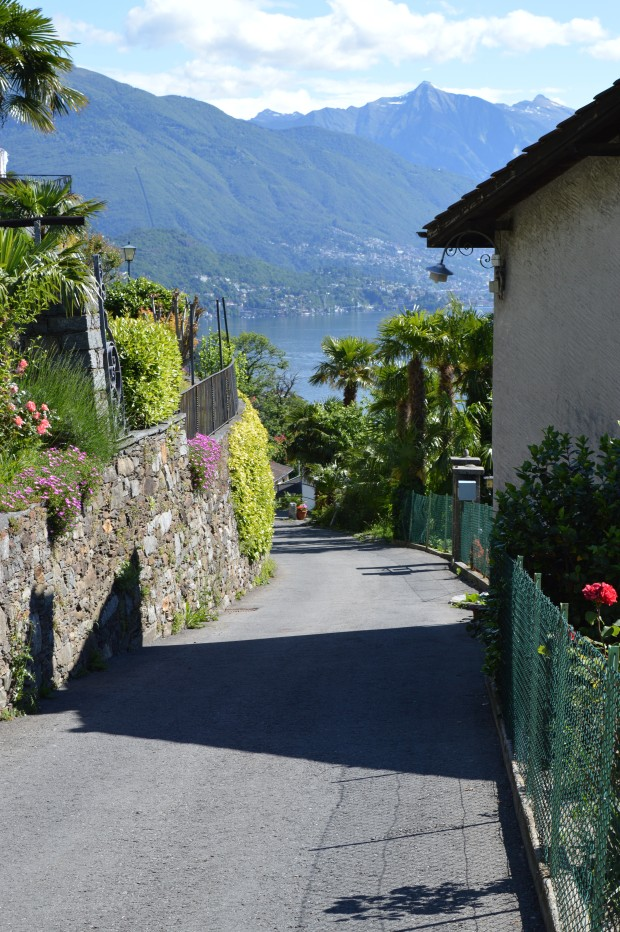 Brissago, Ascona, Lago Maggiore, Schweiz