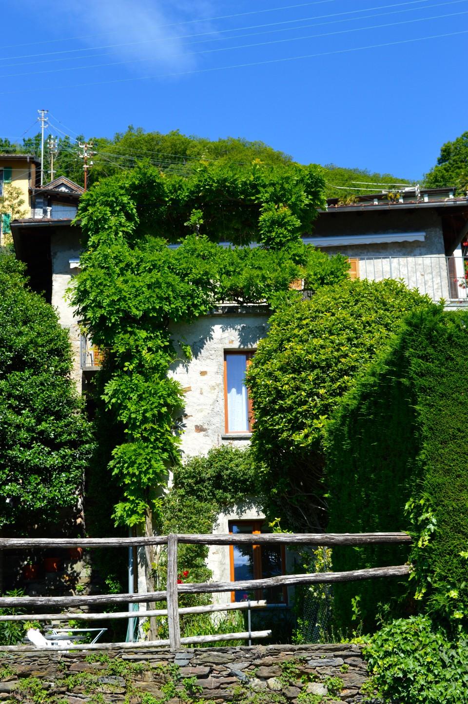 Rustikale Ferienwohnung Piodina, Brissago, Schweiz