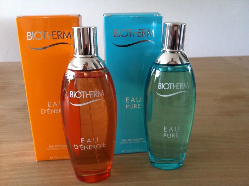 L'EAU von Biotherme