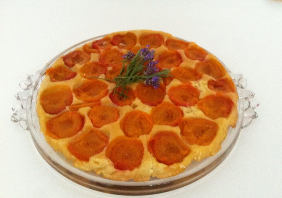 Lieblingsflecken Foodies - Aprikosen Tarte