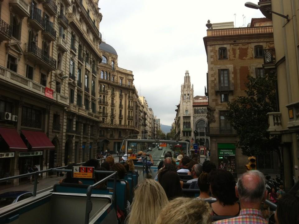 City Tour durch Barcelona auf den Lieblingsflecken