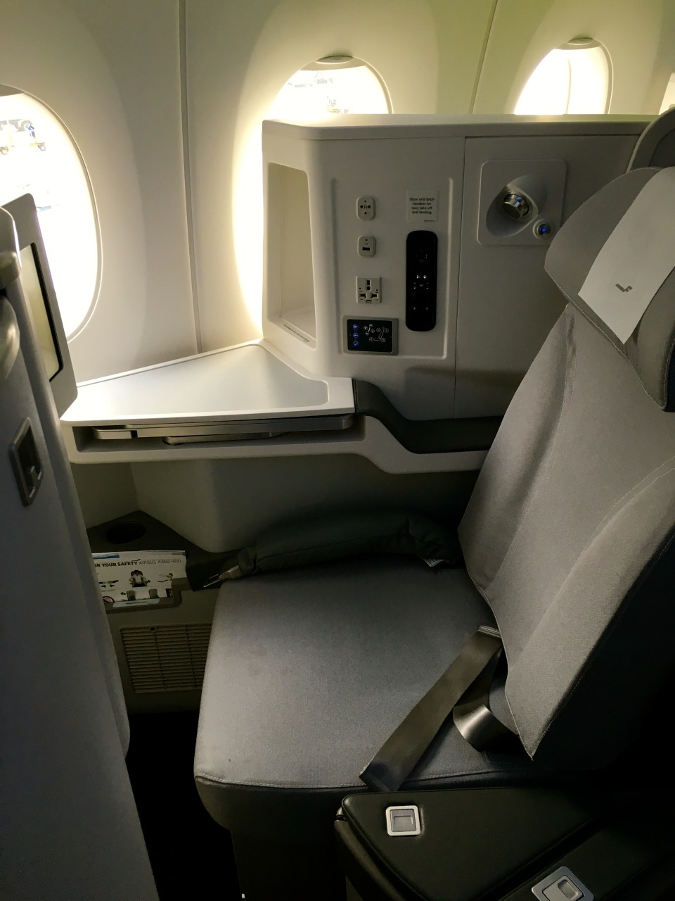Finnair A350 Business Class Finnland