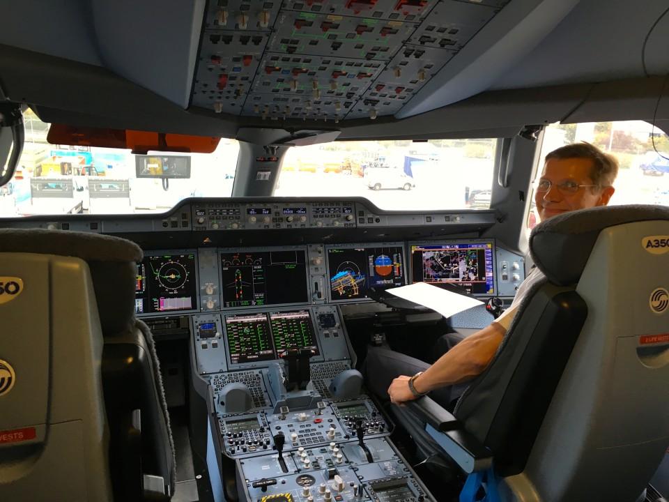 Finnair A350 Finnland