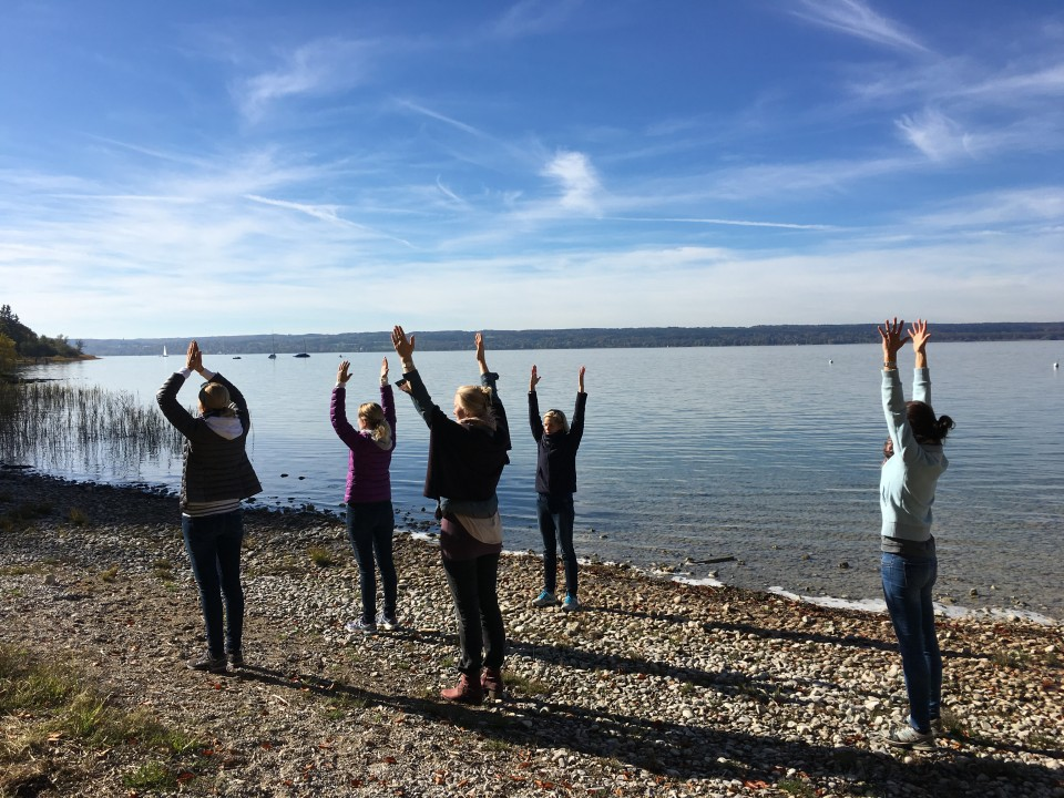Lieblingsflecken Yoga-Weekend am Ammersee