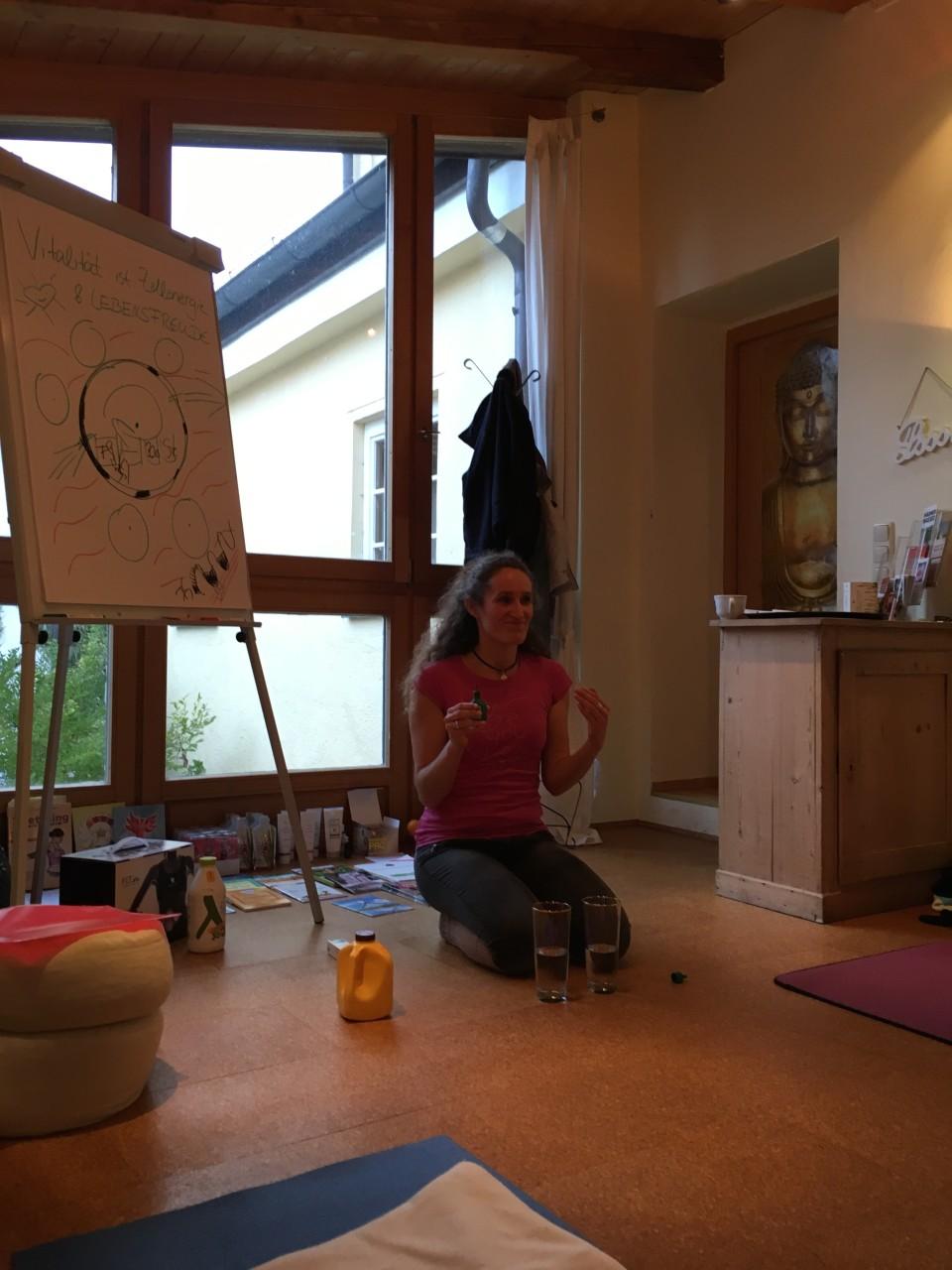 Lieblingsflecken Yoga-Weekend Ammersee