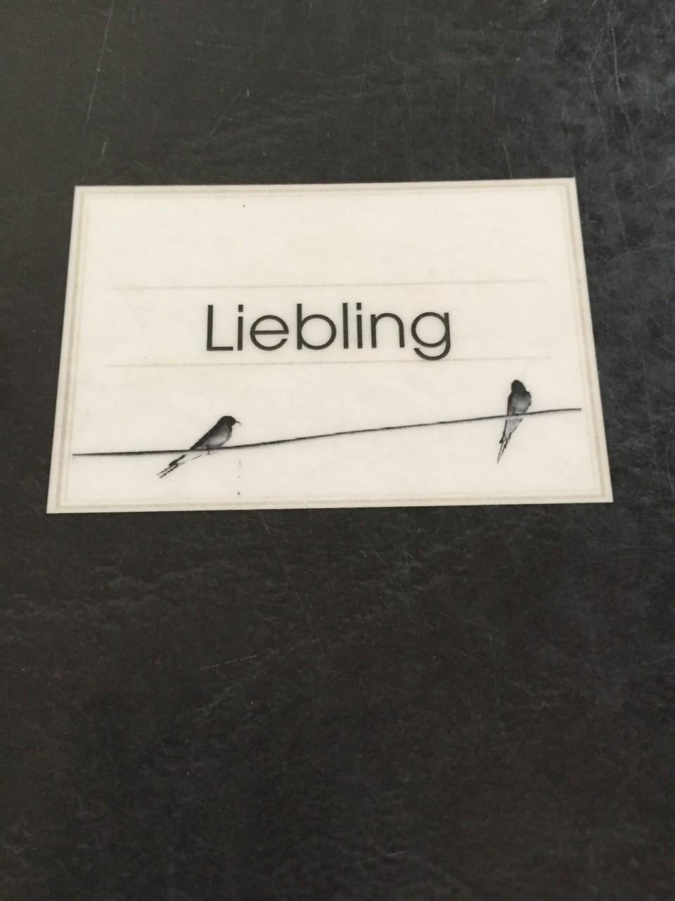 Berlin Café Liebling