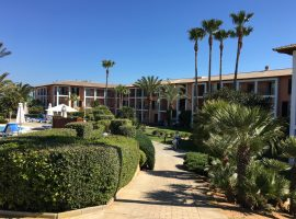 Blau Colonia Sant Jordi Mallorca - LIeblingsflecken