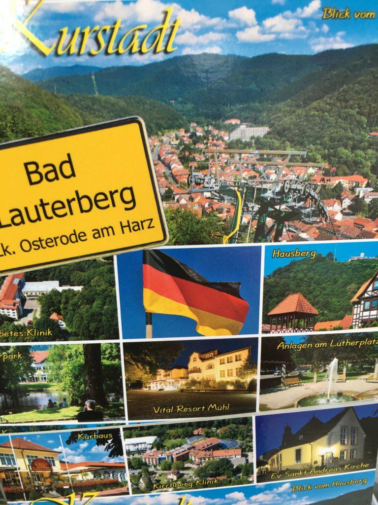 Bad Lauterberg - Harz - Kurpark - Lieblingsflecken